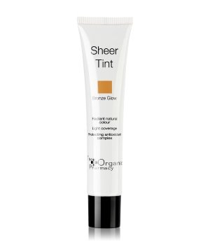 The Organic Pharmacy Sheer Tint  Getönte Gesichtscreme für Damen