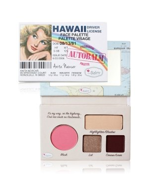 theBalm Autobalm  Make-up Palette für Damen