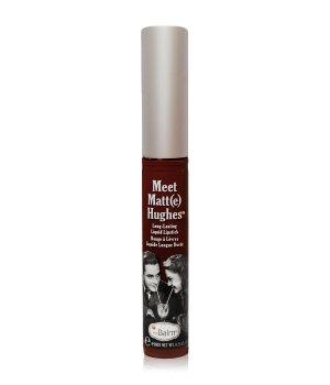 theBalm Meet Matt(e) Hughes  Liquid Lipstick für Damen