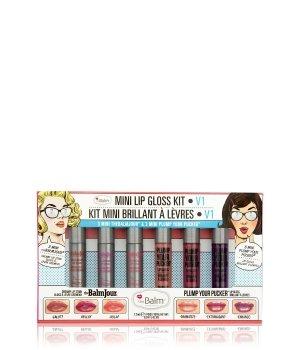 theBalm Mini Lip Gloss Kit V1 Lippen Make-up Set für Damen