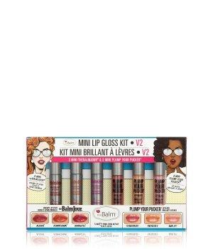 theBalm Mini Lip Gloss Kit V2 Lippen Make-up Set für Damen
