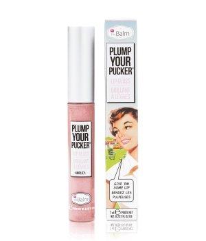 theBalm Plump Your Pucker  Lipgloss für Damen