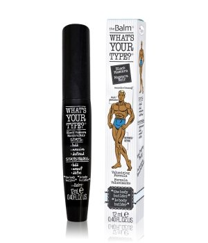 theBalm What's Your Type Body Builder Mascara für Damen