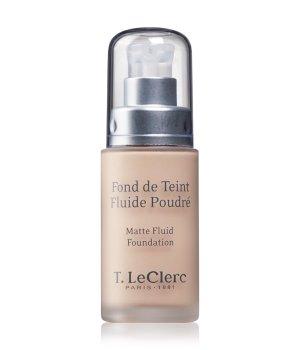 T.LeClerc Fond de Teint Matte Fluid  Flüssige Foundation für Damen