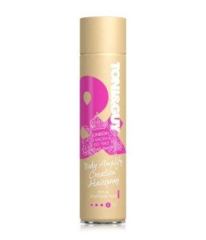 Toni & Guy Body Amplify Creation  Firm & Brushable Hold Haarspray für Damen und Herren