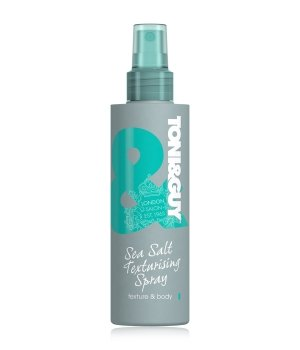 Toni & Guy Sea Salt Texturising Spray texture & body Haarspray für Damen und Herren