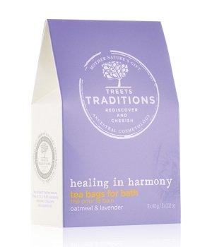 Treets Healing in Harmony Bath Tea Badesalz für Damen und Herren