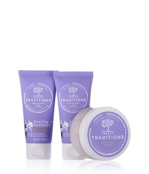 Treets Healing in Harmony Gift Collection Körperpflegeset für Damen und Herren