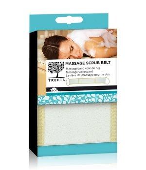 Treets Massage Scrub Belt Loofah Massage-Schwamm für Damen und Herren