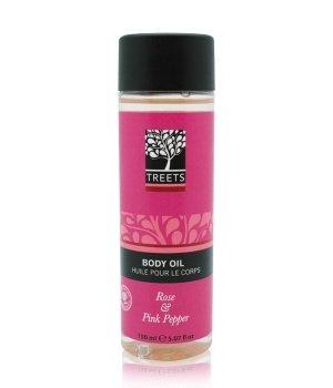 Treets Rose & Pink Pepper  Körperöl für Damen und Herren