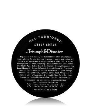 Triumph&Disaster Old Fashioned  Rasiercreme für Herren
