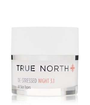 TRUE NORTH DE-STRESSED NIGHT 3.1   Nachtcreme für Damen und Herren