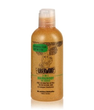 ÜBERWOOD 2in1 Hair&Body Haarshampoo für Herren