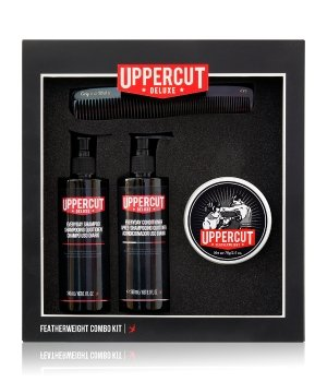 Uppercut Deluxe Combo Kit Featherweight Haarpflegeset