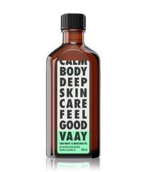 VAAY CBD Haut- & Massage-Öl  Massageöl für Damen und Herren