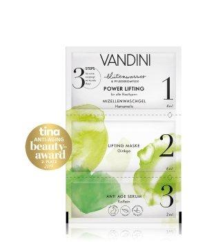 VANDINI Blütenwasser Power Lifting Gesichtsmaske für Damen