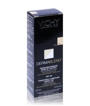 VICHY Dermablend 16H SPF 35 Flüssige Foundation 30 ml Nr. 15 - Opal