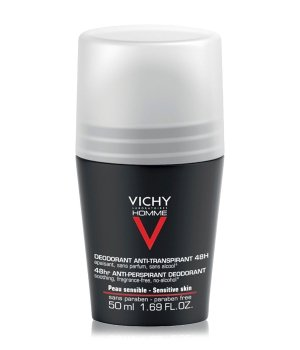 VICHY Homme Empfindliche Haut 48H Deodorant Roll-On