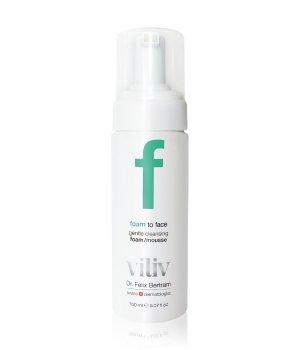 viliv f - foam to face  Reinigungsschaum für Damen und Herren