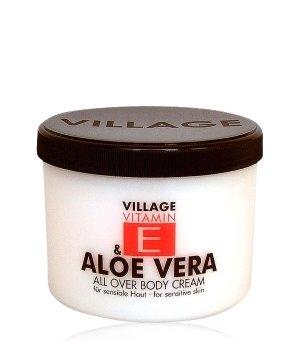 Village Vitamin E Aloe Vera Körpercreme für Damen und Herren