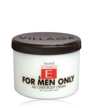 Village Vitamin E für Männer Körpercreme für Herren