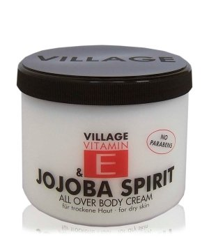 Village Vitamin E Jojoba Spirit Körpercreme für Damen und Herren