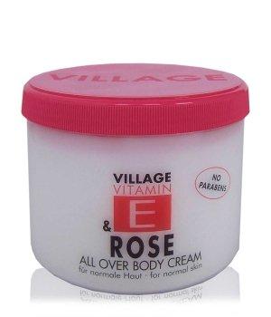 Village Vitamin E Rose Körpercreme für Damen und Herren