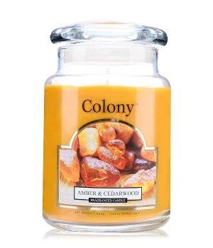 Wax Lyrical Colony Amber & Cedarwood Duftkerze für Damen und Herren