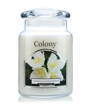 Wax Lyrical Colony Jasmine & Sandalwood Duftkerze für Damen und Herren
