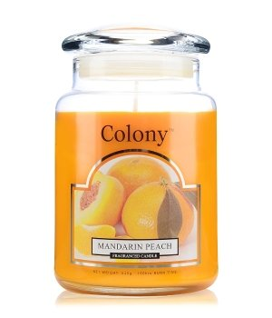 Wax Lyrical Colony Mandarin Peach Duftkerze für Damen und Herren
