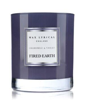Wax Lyrical Fired Earth Chamomile  & Violet Duftkerze für Damen und Herren