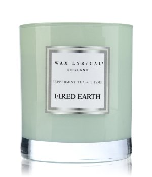 Wax Lyrical Fired Earth Peppermint Tea & Thyme Duftkerze für Damen und Herren