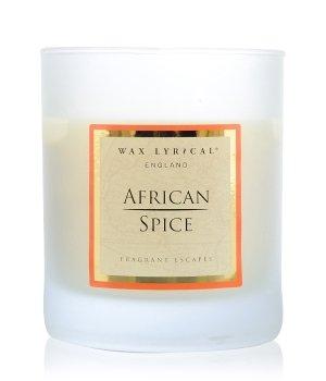 Wax Lyrical Fragrant Escapes African Spice Duftkerze für Damen und Herren