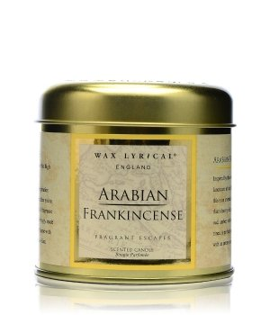 Wax Lyrical Fragrant Escapes Arabian Frankincense Duftkerze für Damen und Herren