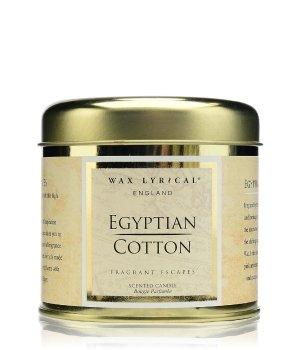 Wax Lyrical Fragrant Escapes Egyptian Cotton Duftkerze für Damen und Herren