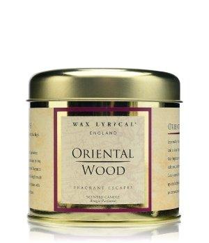 Wax Lyrical Fragrant Escapes Oriental Woods Duftkerze für Damen und Herren