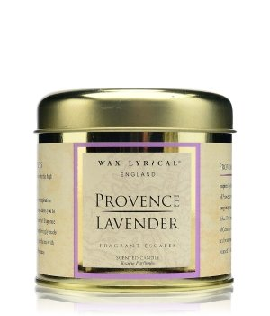 Wax Lyrical Fragrant Escapes Provence Lavender Duftkerze für Damen und Herren