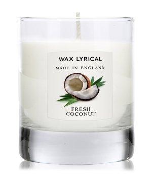 Wax Lyrical Made In England Fresh Coconut Duftkerze für Damen und Herren