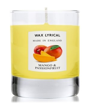 Wax Lyrical Made In England Mango & Passion Fruit Duftkerze für Damen und Herren