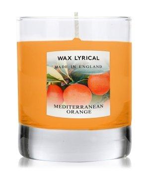 Wax Lyrical Made In England Mediterranean Orange Duftkerze für Damen und Herren