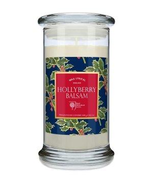 Wax Lyrical RHS Fragrant Garden Hollyberry Balsam Jar Duftkerze für Damen und Herren