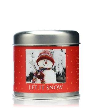Wax Lyrical Timeless Tin Let It Snow Duftkerze für Damen und Herren