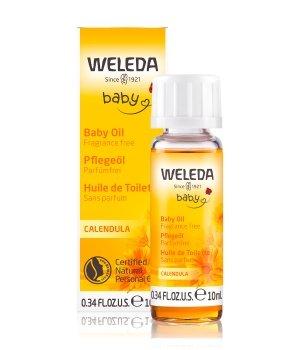 Weleda Baby Calendula Parfümfrei Babyöl für Herren