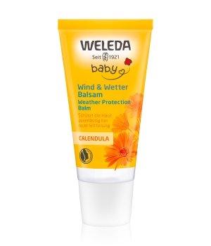 Weleda Calendula Wind- und Wetterbalsam Babykörpercreme Unisex