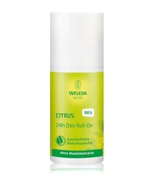 Weleda Citrus  Deodorant Roll-On für Damen und Herren