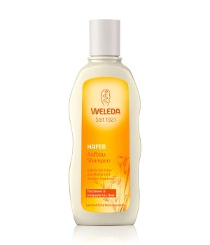 Weleda Hafer Aufbau-Shampoo Haarshampoo für Damen und Herren