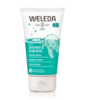 Weleda  Weleda Kids 2in1 Shower & Shampoo Duschgel