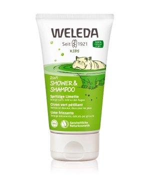 Weleda Kids 2in1 Shower & Shampoo Spritzige Limette Duschgel Unisex