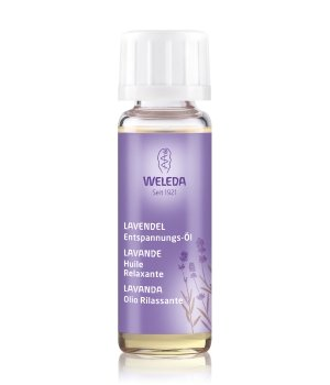Weleda Lavendel Entspannungs-Öl Körperöl für Damen und Herren