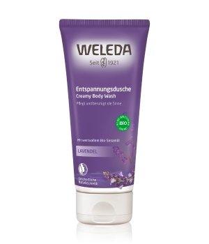 Weleda Lavendel Entspannungsdusche Duschgel für Damen